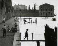 Willy Ronis exhibition at the Casa dei Tre Oci