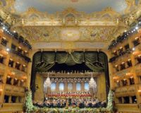 Teatro La Fenice, the start to a new season of operas and concerts
